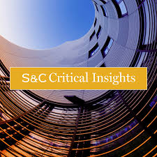 S&C Critical Insights