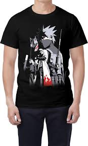 Naruto <b>Kakashi Hatake</b> Shadows T-Shirt | GameStop