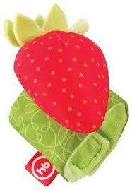 <b>Погремушка Happy Baby</b> Juicy Strawberry — купить по выгодной ...