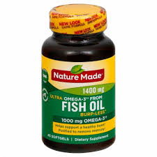 Nature Made Burp-Less Ultra Omega-3 Fish Oil ... - Fry's Food Stores