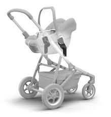 <b>Адаптер для автокресла</b> Maxi Cosi для коляски <b>Thule</b> Sleek Car ...