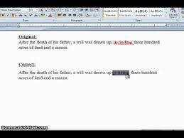 essay writing guide grammar and punctuation   youtube