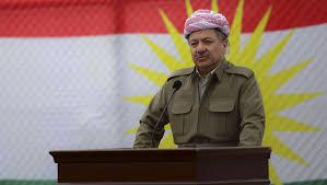Mesud Barzani'den referandum mesajı
