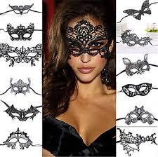 <b>1PCS Black Women Sexy</b> Lace Eye Mask Party Masks For ...