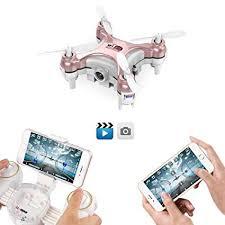 GoolRC Wifi FPV Mini Drone With Camera Live Video ... - Amazon.com
