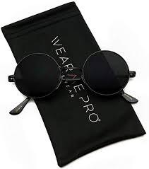 Amazon.com: <b>New Retro Vintage</b> Lennon Inspired <b>Round Metal</b> ...