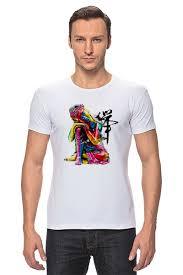 купить <b>футболку</b> с принтом в Москве в интернет-магазине <b>Printio</b>