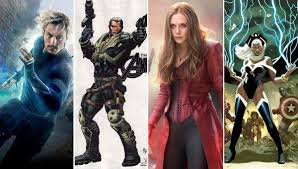 The <b>Avengers</b> Who Were Also <b>X</b>-<b>Men</b> | Den of Geek
