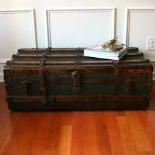 furniture junk in the trunk pulmonary trunk huge antique steamer trunk coffee table flat on chest coffee table multifunction furniture