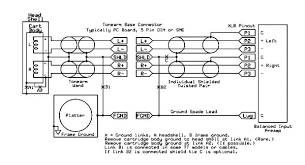 the secret society of lathe trolls • view topic a super simple balanced tone arm wiring diagram for the flat phono preamplifier