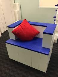 Lego Furniture Everblock Everblock Systems Modular Building Blocks