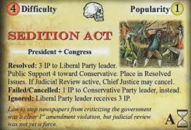 「the Sedition Act」の画像検索結果