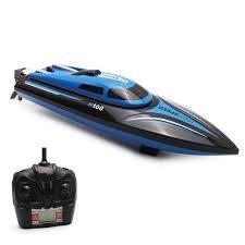 Skytech H100 <b>Catamaran RC Radio</b> Remote Control <b>Racing Boat</b> ...