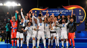 FIFA Club World Cup 2017 - News - <b>Real Madrid</b> presented with the ...