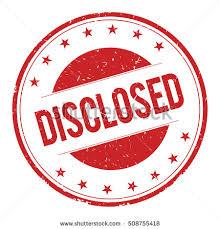 「disclosed」の画像検索結果