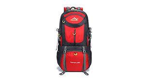 Liang Zhenhong 50L / <b>60L</b> Waterproof Mountaineering Backpack ...
