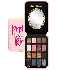 <b>Too Faced</b> Pretty Rich <b>Diamond</b> Light Eye Shadow Palette & Reviews