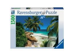 <b>Пазл Ravensburger</b> Сейшелы 1500 элементов — купить ...
