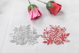 <b>Duofen</b> 2018 New Flower <b>Metal Cutting Dies</b> Stencils For Diy ...