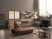<b>Sectional sofa</b> Comp. <b>Set</b> /<b>16</b> by Twils design Giuseppe Viganò ...