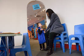 these photos show an honest portrait of working moms in america seven months pregnant vice president of programs and education at brooklyn children s museum petrushka bazin