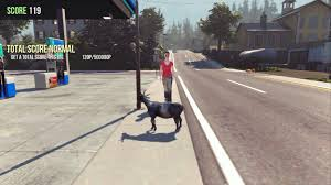 Image result for goat simulator 2014