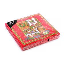 <b>Салфетки Pap Star</b> Рождество в доме 3 слоя, 33х33см, 20шт ...