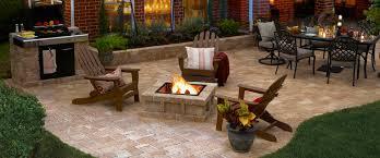 pavers patio creative  lovable stone paver patio residence decorating inspiration rumbleston