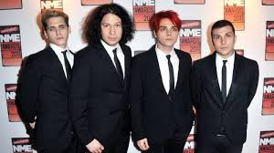 <b>My Chemical Romance</b> Posts First Photo Together Since Reunion ...