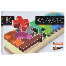 """<b>Настольная игра Gigamic</b> """"<b>Катамино</b>"""" — купить в интернет ..."""