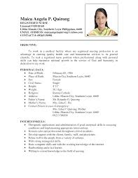 resume format for mbbs job equations solver cv for doctors mbbs resume sle brefash