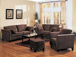 marvellous living room glass coffee table design ideas with attractive brown sofa set for bright living attractive modern living room furniture
