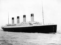 the titanic writework rms titanic departing southampton on 10 1912