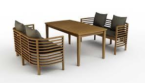 wooden table hanny artisan
