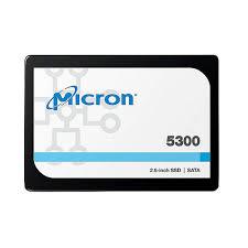Buy Online <b>Micron 5300 MAX 960 GB</b> SATA 3D TLC SSD ...