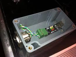 DIY <b>USB DMX</b> Interface for under 10$ - Steven B.