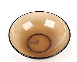 <b>Тарелка обеденная стеклянная</b> Vittora BASILICO <b>205</b> мм, цена 21 ...