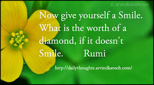 Image result for give yourself a smile