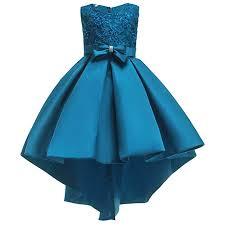 MoMo Kids Dresses Embroidery Toddler Elegant ... - Amazon.com