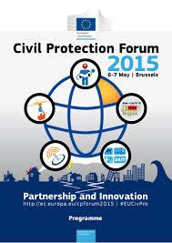 civil protection forum 2015 draft program