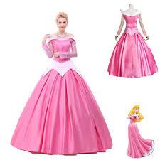 Adult Sleeping <b>Women</b> Beauty Aurora <b>Gown Costume</b> Fairytale ...