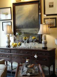 Dining Room Hutch Furniture Theodore Alexander 6105 487 Sideboard Buffet Blue Cabinets Kitchen