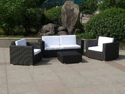 garden furniture patio uamp: crosley furniture palm harbor piece outdoor wicker seating set walmartcom