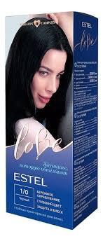 <b>Стойкая крем-краска для</b> волос Love ESTEL — купить ...