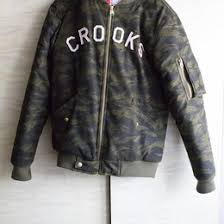 «<b>КУРТКА CROOKS & CASTLES</b> HIGHEST BOMBER JACKET ...