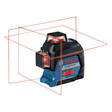 Лазерный <b>нивелир BOSCH GLL 3-80</b> в кейсе купить недорого в ...