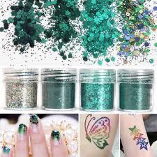 10ml box acrylic powder 12 colors 1box 10ml clear for nail art glitter sculpture powder fa