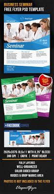 business seminar flyer psd template facebook cover by business seminar flyer psd template facebook cover