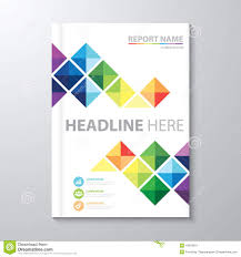 cover annual report stock vector image 44978911 cover annual report