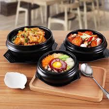 Корейская <b>каменная</b> рыба Bibimbap керамический <b>горшок</b> ...